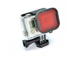 Dive Filter Lens til GoPro 4 / 3+ Housing