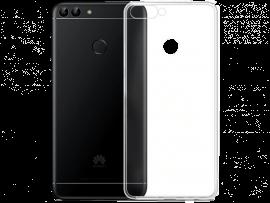 Transparent TPU Cover til Huawei P Smart