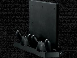 Vertical charging stand til PS4 SLIM