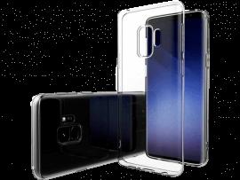 Gennemsigtigt TPU Cover til Samsung Galaxy S9 Plus