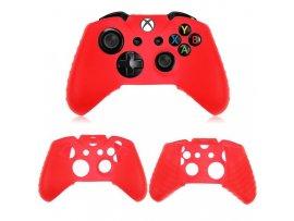 Silikone Sleeve til Xbox ONE Controller - Rød