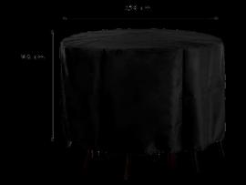 Vandtæt Overtræk til Rundt Havebord - 230 x 110 cm