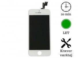 Skærm til iPhone 5s
