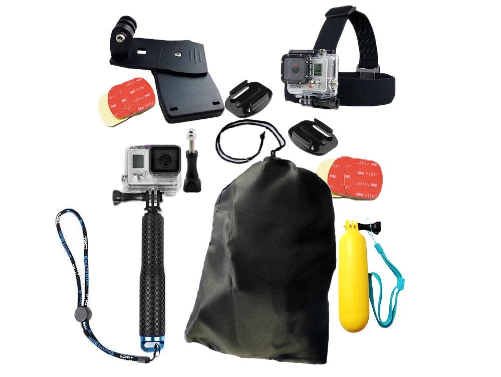 Billede af Rejsepakke til GoPro