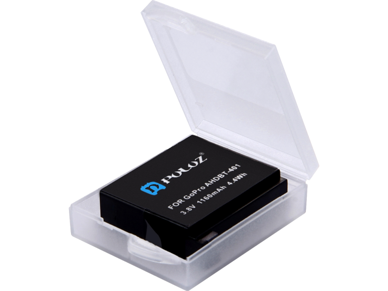 Image of   Etui til GoPro Hero 4 Batteri