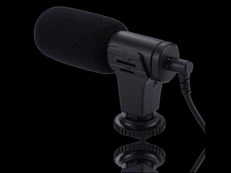 Image of   Universel Mikrofon til Kamera & Mobil