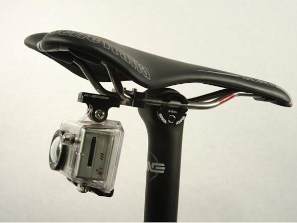 Billede af Cykelsadel mount til GoPro 4, 3, 2