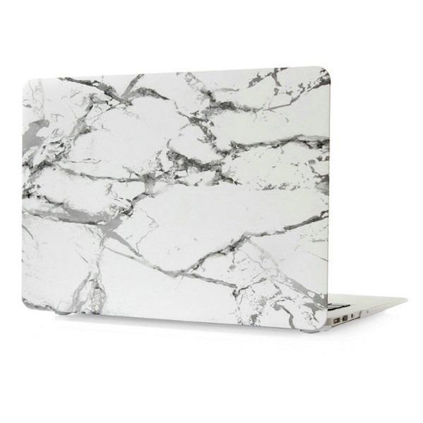 Image of   Marmor cover til Macbook 12 -Sølv-12
