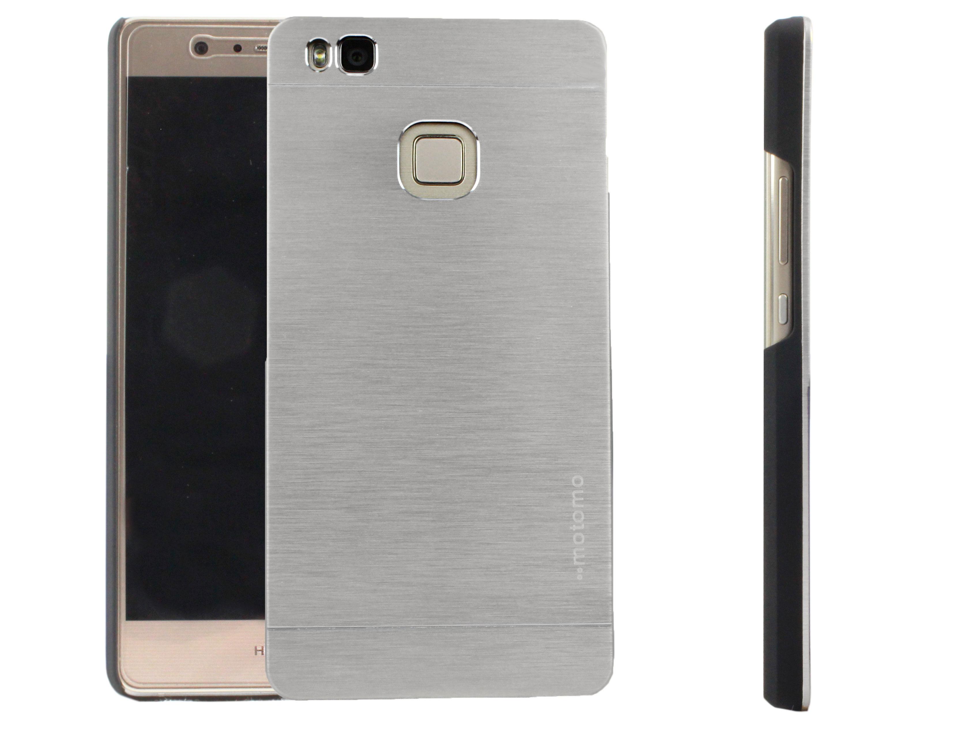 Image of   Delos Huawei P9 Lite cover -Sølv