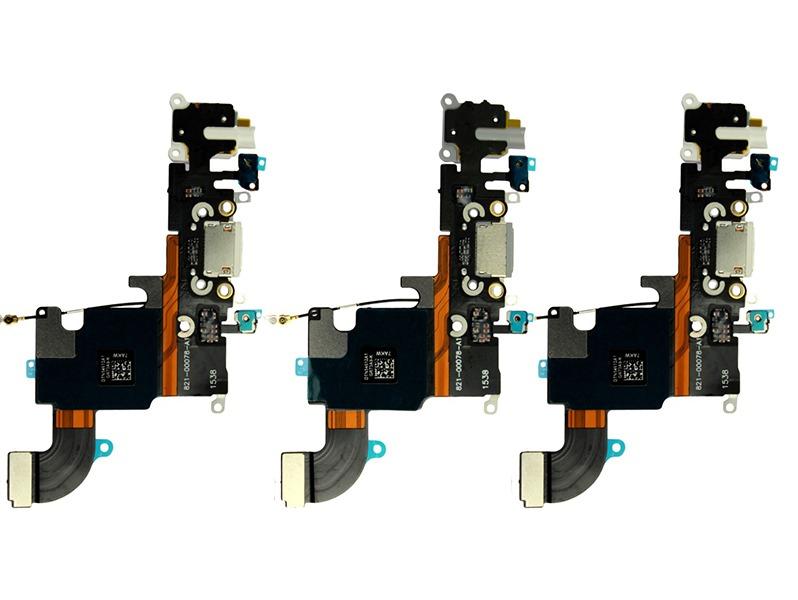Image of   iPhone 6S Oplader + hovedtelefon indgang