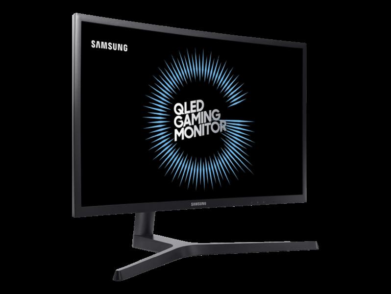 """Image of   Curved Samsung Pro 27"""" Gaming Skærm"""