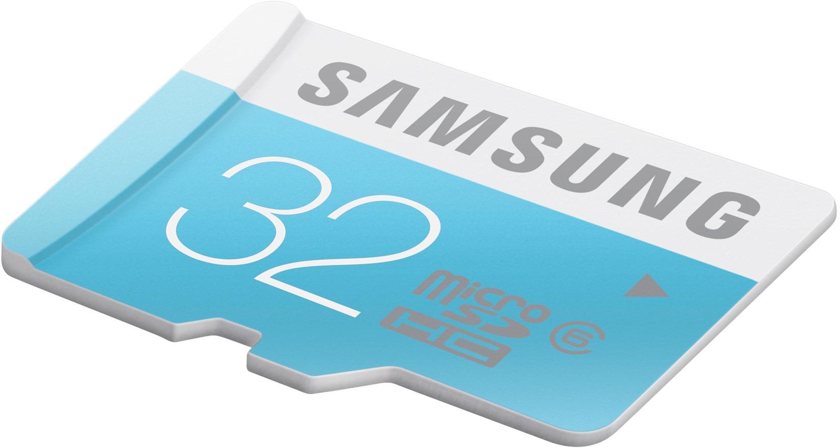 Samsung microSDHC kort 32GB Class 6