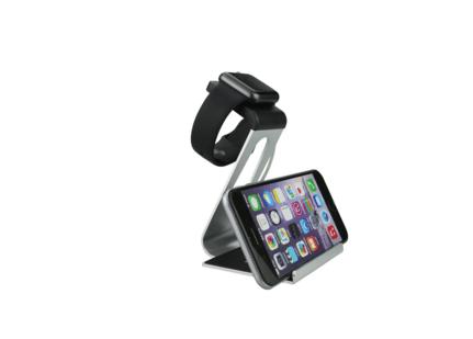 Billede af Dulcis Apple Watch Stand m. mobil holder