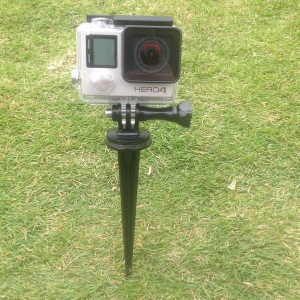 Billede af Pig / Pløk mount til GoPro