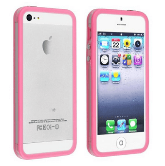 Bumper til iPhone 5 / 5S - Pink