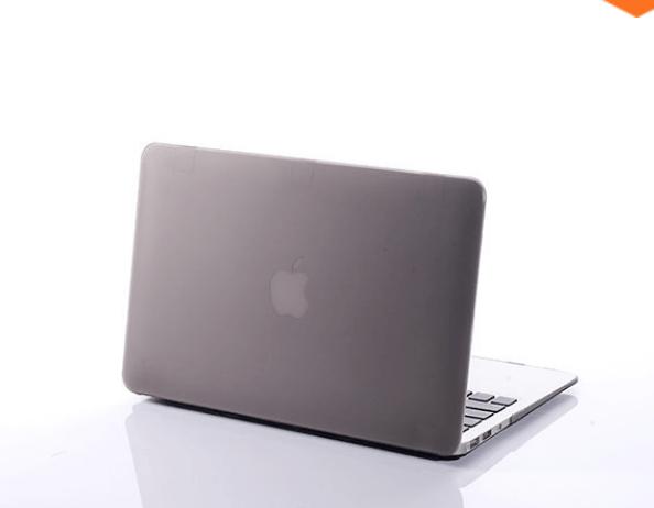 Image of   Klar Gråt cover til Macbook Pro Retina 13