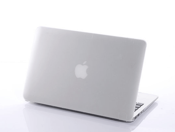 Image of   Gennemsigtig cover til Macbook Pro Retina 13""