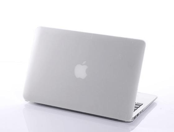 Image of   Gennemsigtigt Cover til Macbook Pro Retina 15