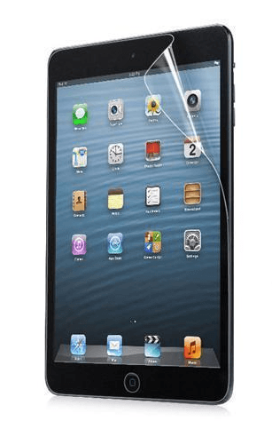 iPad mini beskyttelsesfilm / skærmbeskyttelse