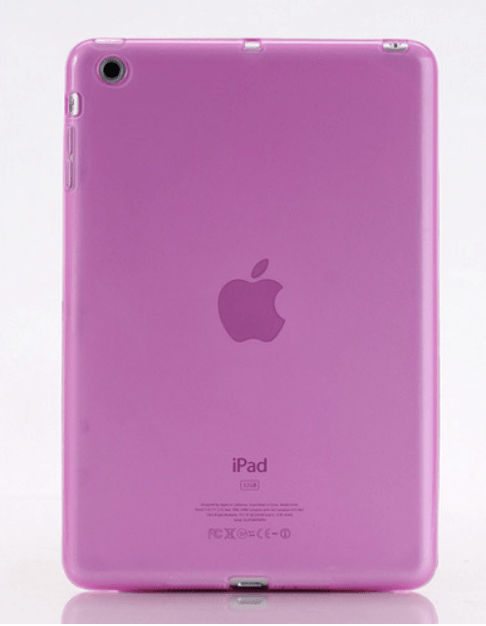 TPU Cover til iPad mini-Pink
