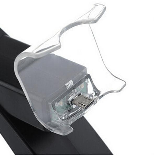 Billede af Dual charger til PS4 controller