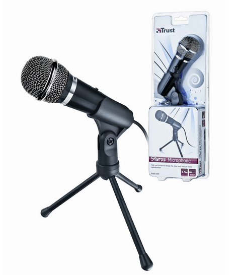 Trust starrzz Microphone