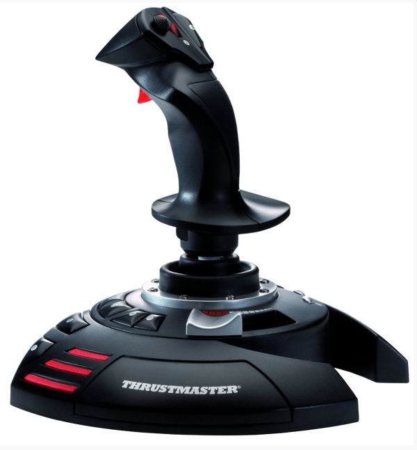 Thrustmaster T.Flight X joystick til PC/PS3