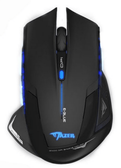 E-Blue Mazer Type-R Gamer mus - Trådløs