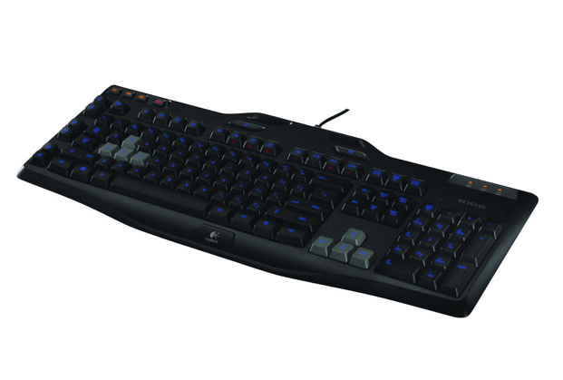 Image of   Logitech G105 Gaming tastatur m. Nordisk layout