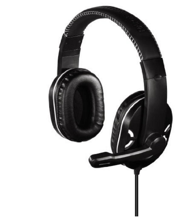 Image of   Corsair Raptor Gaming Headset til PC, XBOX & PS3