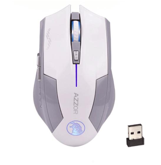 Image of   Helios Trådløs Gamer mus