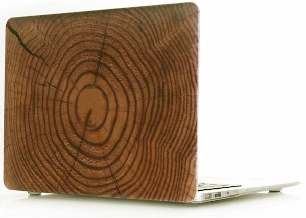"""Image of   Teak Træ Cover til Macbook Air 13"""""""
