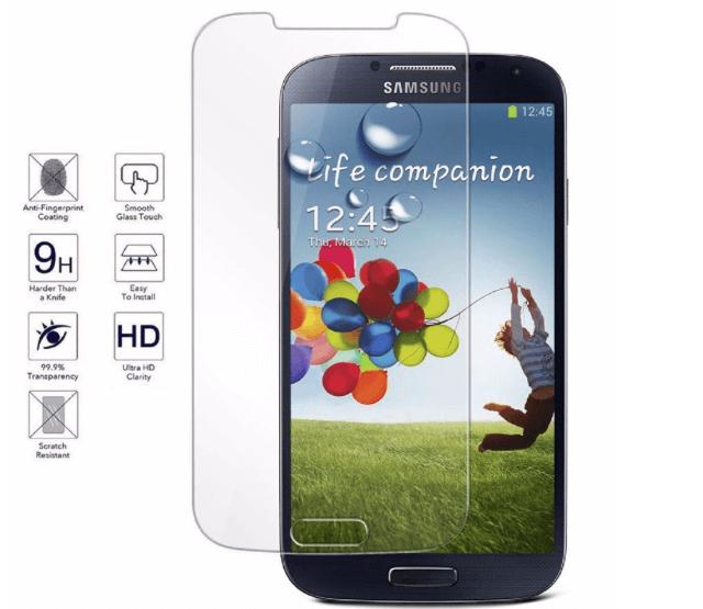 Billede af Panserglas til Samsung Galaxy S7