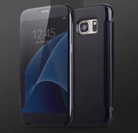 Hera cover til Samsung Galaxy S6-Sort