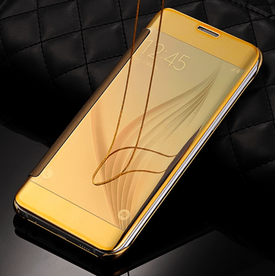 Hera cover til Samsung Galaxy S7-Guld