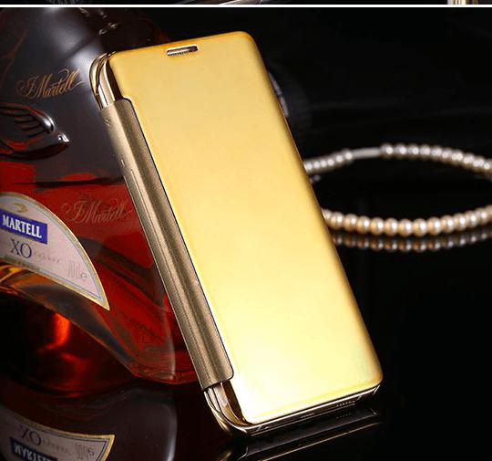 Billede af Hera cover til Samsung Galaxy S6-Guld