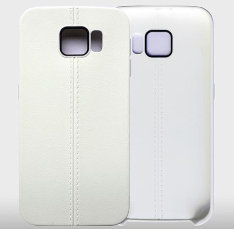 Billede af Eos cover til Samsung Galaxy S7 Edge-Hvid