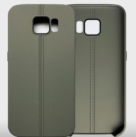 Billede af Eos cover til Samsung Galaxy S7 Edge-Grå