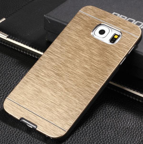 Gaia Aluminium cover til Samsung Galaxy S6