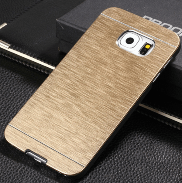 Image of   Gaia Aluminium cover til Samsung Galaxy S6