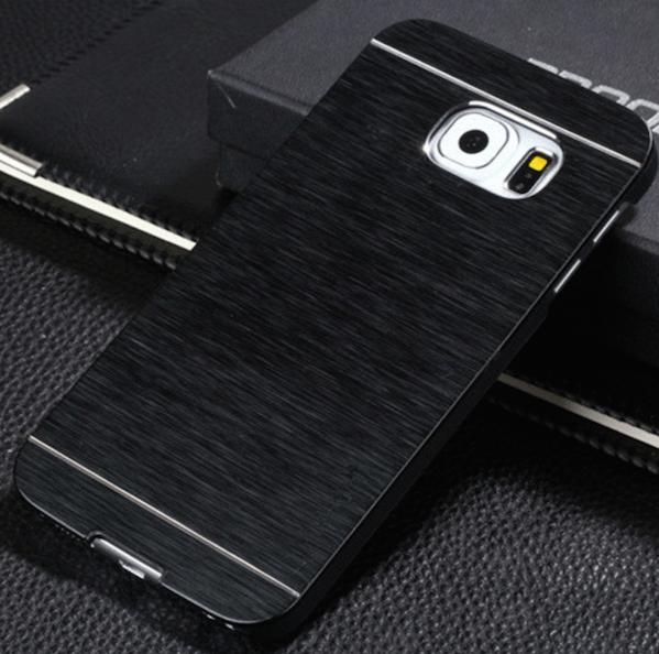 Gaia Aluminium cover til Samsung Galaxy S6 Edge