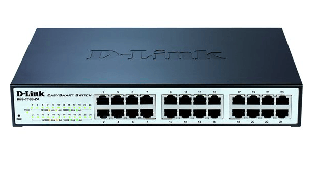 Image of   D-Link DGS-1100-24 Gigaswitch