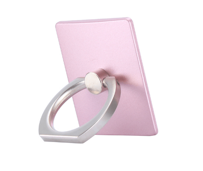 Ring-holder til iPhone og andre Smartphones-Rosa