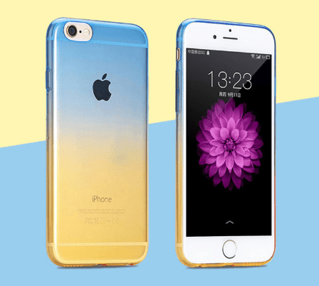 Image of   Carme iPhone 7 cover i blå
