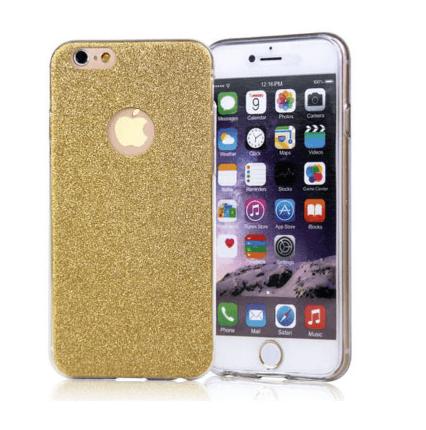 Billede af Guld Diamond iPhone 7 cover