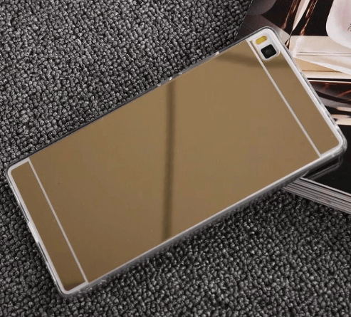 Image of   Chios Huawei P8 Cover -Guld