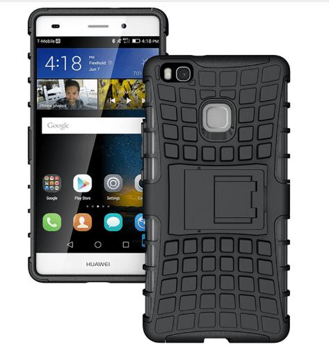 Armor cover til Huawei P9 Lite