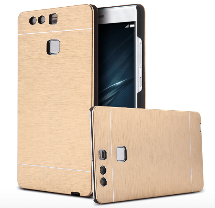 Image of   Delos Huawei P9 cover-Guld