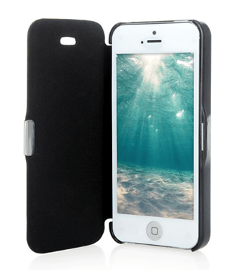 iPhone 5 / 5S Flip Cover-Sort