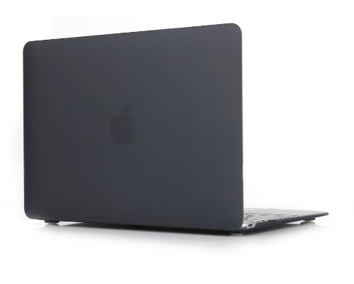 Image of   Macbook 12 Matte sort cover